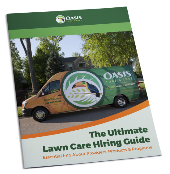 Ultimate Lawn Care Hiring Guide Cover