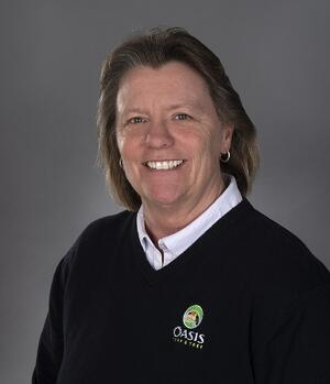 Angie Bradley, Chief Operating Officer at Oasis Turf & Tree