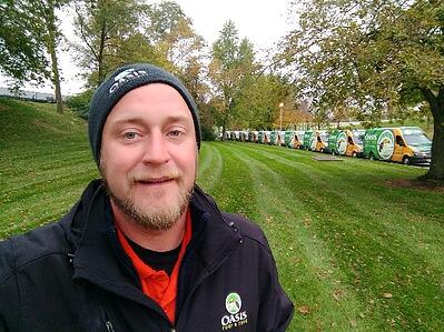 Dan went from lawn care jobs in Cincinnati to a career he loves