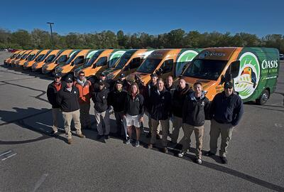 Lawn care jobs near Cincinnati and Dayton, OH