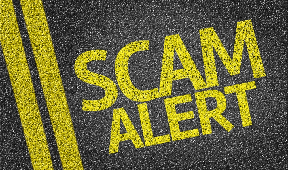 lawn care scams